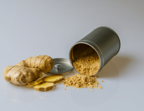 Ginger for Toothache Relief