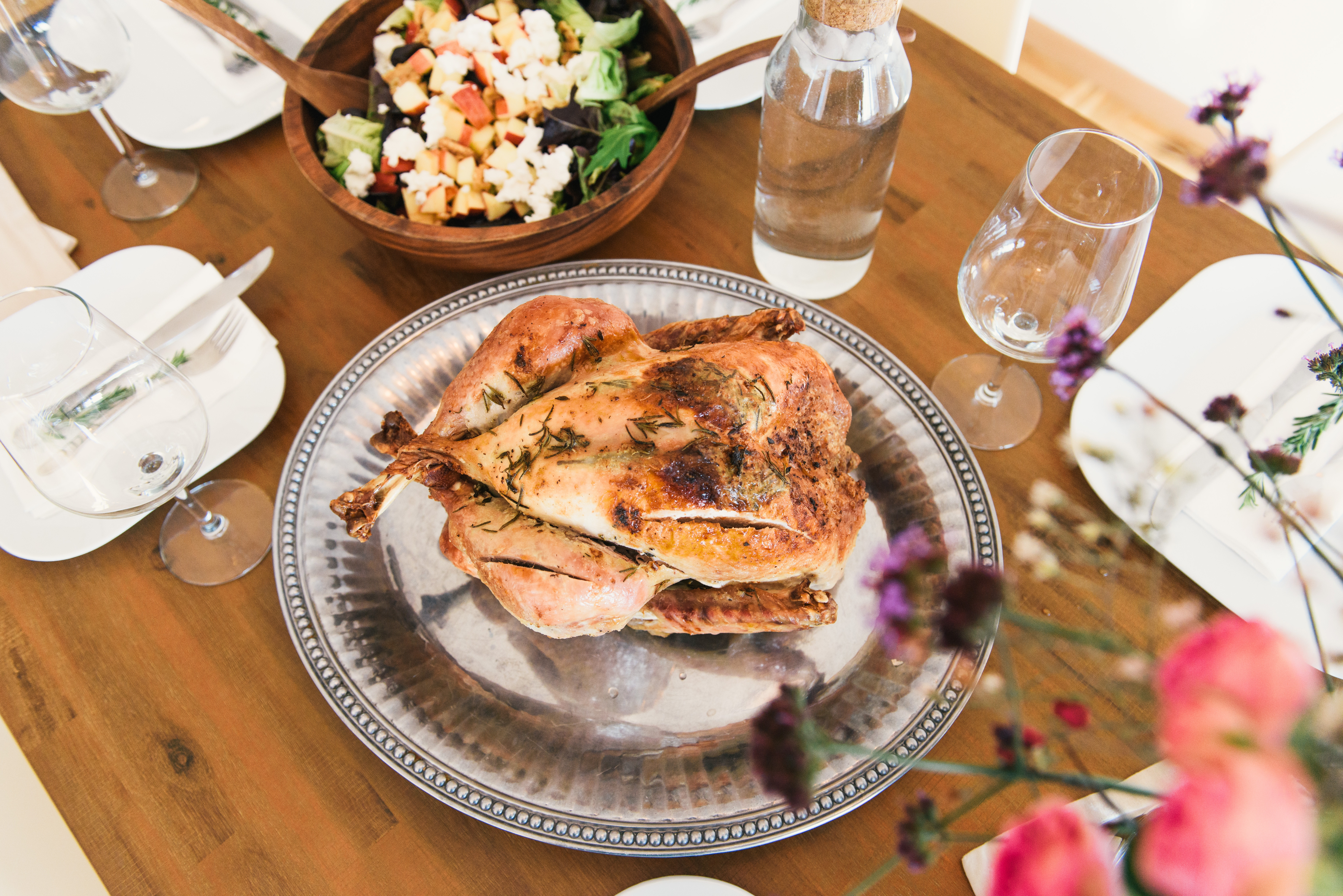 Good Thanksgiving Foods for Your Teeth