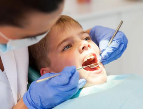 New Year's Resolution for Your Child's Dental Health